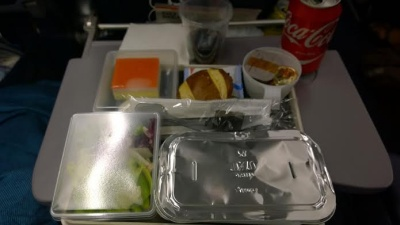 機内食(一)