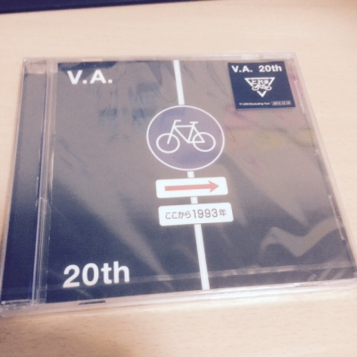 とれま20周年CD