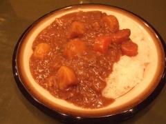 野菜カレー(大盛) 900円
