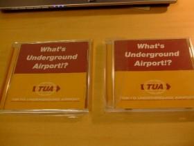 Tokyo Underground Airport